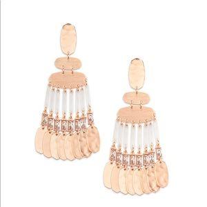 Kendra Scott Oster Rose Gold Earrings